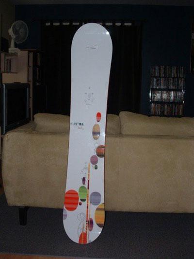 my-snowboard