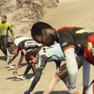 Grand Theft Auto V Includes a Triathlon Mini-Game