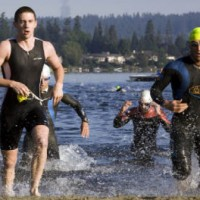 My First Open Water Swim Could Have Been Worse If I'd Drowned